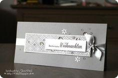 Die Weihnachtskarten vom CampInk | Paulines Papier | Bloglovin'