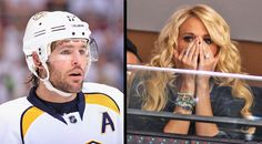 Carrie Underwood's Husband, Mike Fisher Leaves Game With Potentially Serious Injury