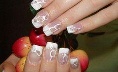 Акриловые ногти - делаем дома