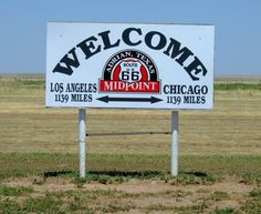 Route 66 Attractions | Driving Route 66 - Your one-stop resource for planning the road trip ...