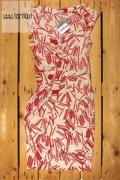 Tarita S/S 2013.   Hoss Intropia, match patterned dress.
