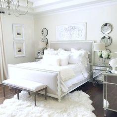34 Best Mirrored Bedroom Furniture images | Mirrored bedroom ...