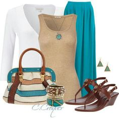 Turquoise & Neutrals
