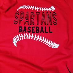 Custom made in your team colors and personalized with your favorite teams name #baseballmom