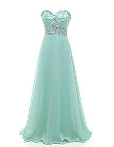 Grace Lee Crystal Chiffon Long Prom Party Dress S Mint Gr... https://www.amazon.com/dp/B019DMOJ5C/ref=cm_sw_r_pi_dp_x_FM.8xb6KVT0H8