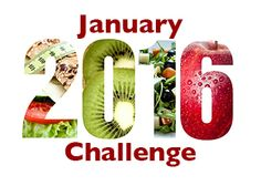 This month are going to kick off your 2016 weight loss journey by eating clean, lowering our carbs and planning our meals.