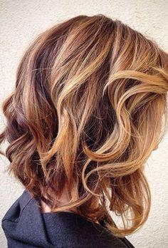 Tortoise shell hair colour