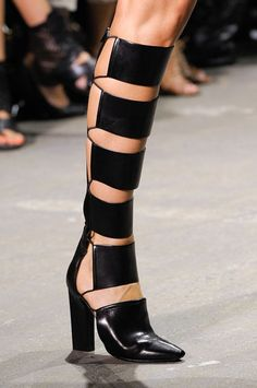 The Spring 2013 Accessories Report - Roman Holiday - Alexander Wang