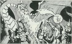 I'm on a Bill Willingham kick at the moment, and I'm not having any luck finding a comprehensive collection of his early DnD images. At the moment, Reints has the most (bless his heart.) Anyone