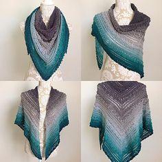 Lost in Time Shawl Free Crochet Pattern Scheepjes Whirl