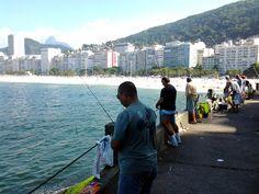 Caminho dos Pescadores - Leme