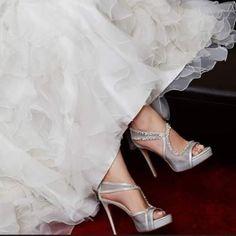 Bridal Shoes, Wedding Shoes, Formal Dresses, Fashion, Bride Shoes Flats, Bhs Wedding Shoes, Dresses For Formal, Moda, Bride Shoes