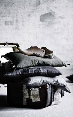 "batixa: (via Autumn Ideas by the Danish Brand ""Tine K"" ♥ Есенни идеи от датската компания ""Тине К"" | 79 Ideas - a blog about decoration, design, decor, fashion, food and other pretty things)"