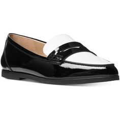 b6ef0038fc7 Michael Michael Kors Connor Slip-On Loafer Flats ( 135) ❤ liked on Polyvore
