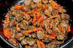 Hühnerherzen geschmort, ein tolles Rezept aus der Kategorie Gemüse. Bewertungen: 67. Durchschnitt: Ø 4,3.