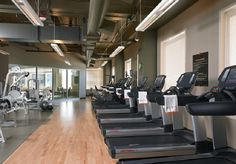 10 amazing hotel gyms around the world - Hyatt Regency Bellevue