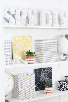 MY DIY | Print Potted Plant