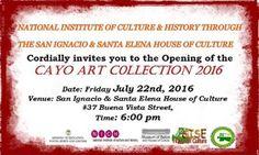 Cayo Art Collection 2016