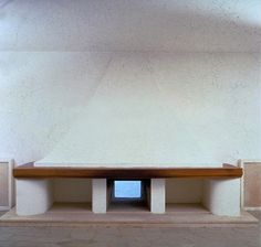 Casa Malaparte | Fireplace with Window