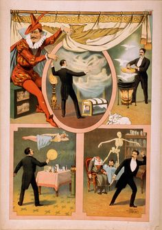 Marvel at the Awesome and Mysterious Power of 19th-Century Magic Advertisements | Atlas Obscura