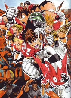 Eyeshield 21 VOSTFR/VF DVD - Animes-Mangas-DDL.com