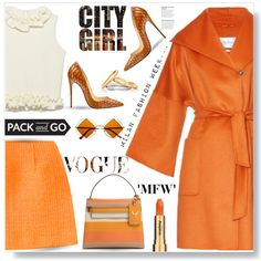 How To Wear City Girl... Outfit Idea 2017 - Fashion Trends Ready To Wear For Plus Size, Curvy Women Over 20, 30, 40, 50
