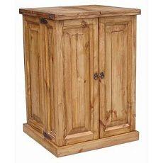 San Bernardo Bar $235   Rustic Furniture   Western Furniture