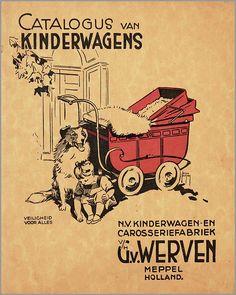 Catalogus van kinderwagens