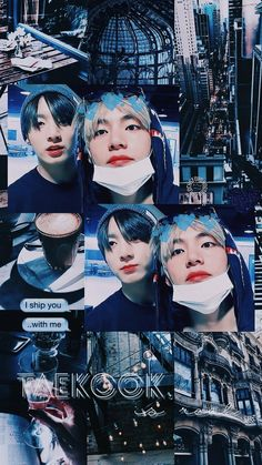 Di sini gw mau bagiin wallpaper & loockscreen K-Pop aesthetic and pas… # Acak # amreading # books # wattpad Namjin, Taekook, Bts Taehyung, Bts Jungkook, Kpop Backgrounds, Cute Words, Bts Chibi, Bts Lockscreen, Yoonmin