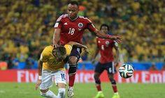 Watford sign Colombia full-back Juan Camilo Zúñiga on loan from Napoli