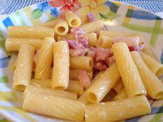 Pasta alla gricia (ricetta tipica romana)