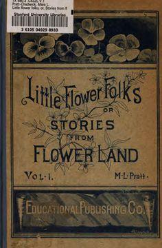 little flower folks:Living Botany free ebook