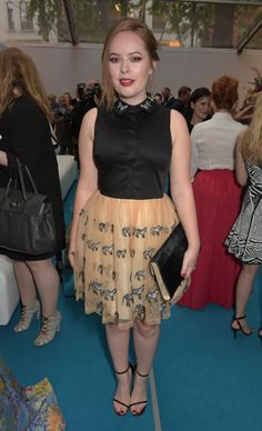 Tanya Burr aux Glamour Women of the Year Awards