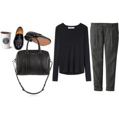 """MINIMAL + CLASSIC: """"Untitled #140"""" by bittealt on Polyvore"""
