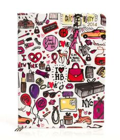 RUN AROUND TOWN 2014 DESK DIARY | Home | Henri Bendel