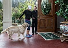 Fido Will Be Welcomed With Biscuits At The Hill House Inn In Mendocino Ca Pet Friendly Hotelscalifornia