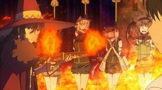 Witch Craft Works Episode #02 Anime Review