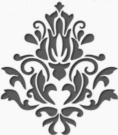 swirls template