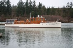 Seafarer by nwclassicyacht, via Flickr