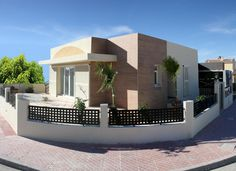 This beautiful contemporary, detached villa is located in the heart of the popular resort of Ciudad Quesada in the south of the Costa Blanca. The resort offers a huge choice of facilities, with a great choice of bars and restaurants, banks, medical centres, country clubs, an 18 hole golf course and even its own aqua park!