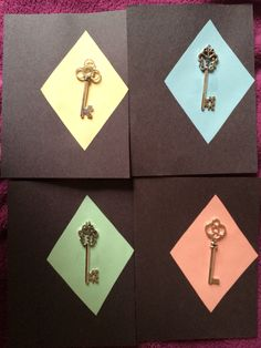 Skeleton keys - a reminder that they are the key to their success and to open…