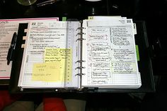 A great site for Filofax printables and inspirations