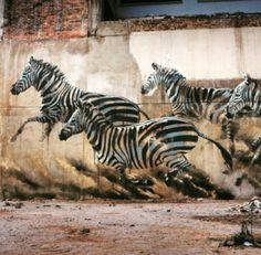 Street Art by Faith 47