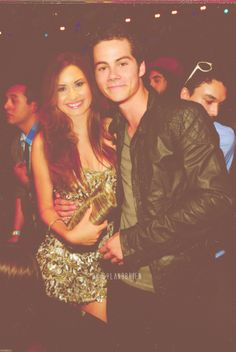 Demi and Dylan!