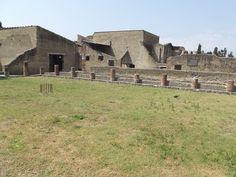 Herculaneum - Decumano Inferiore by ell brown, via Flickr
