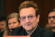 Pour Bono, l'aide humanitaire est une question de sécurité nationale - Les États-Unis ne devraient pas considérer le financement d'aide humanitaire à l'étranger comme de la charité mais comme un outil crucial pour la sécurité nationale, a...