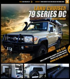 Land Cruiser 79 Series DC