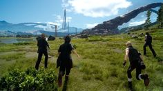 Final Fantasy 15 is getting online multiplayer DLC  #FF15
