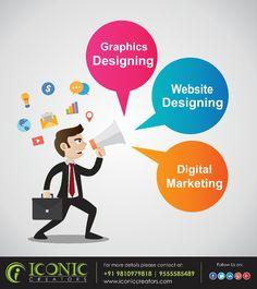 It's all about Business Needs. we offers #website #designing,website #development, Digital #marketing services in Delhi