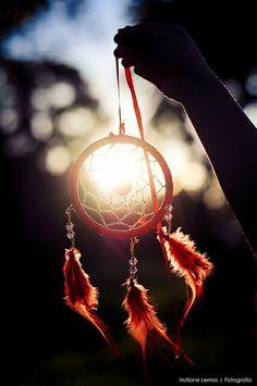 """Filtro dos sonhos   Não há ventos favoráveis para aquele que não sabe onde quer chegar. """" Crie seu próprio destino"""